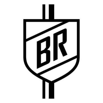 Vintage Shield logo